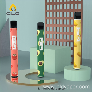 Wholesale Easy Print Logo B2 Disposable Vape Pen
